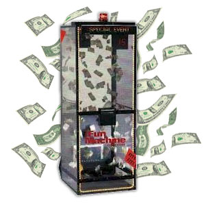 rent a money machine